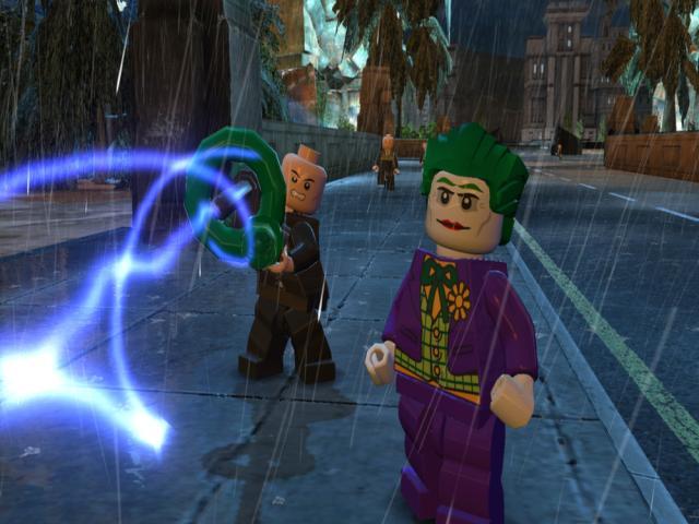 LEGO Batman 2 DC Super Heroes - game cover