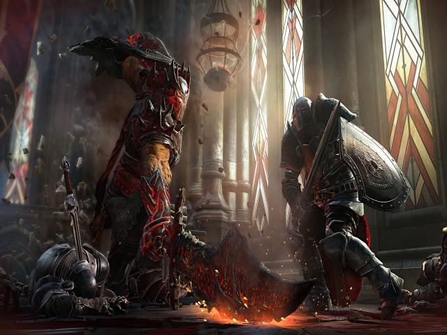Lords of the Fallen - title cover