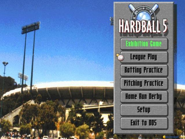 Hardball 5 - title cover