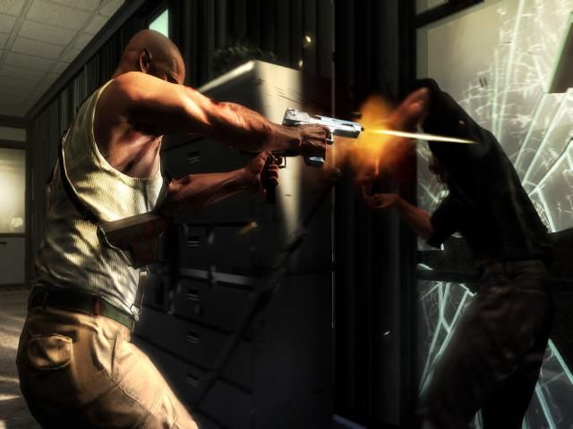 Max Payne 3 - title cover