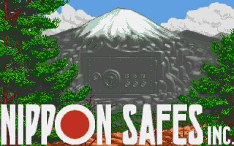 Nippon Safes Inc. - title cover