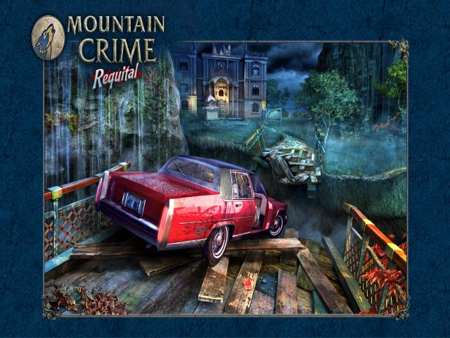 Mountain Crime: Requital - title cover