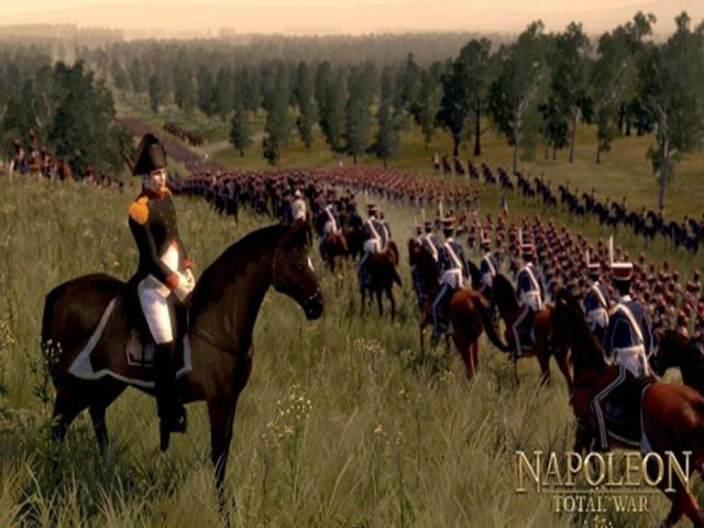 Napoleon: Total War - title cover