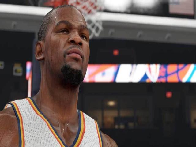 NBA 2K15 - title cover