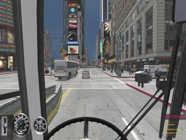 New York Bus Simulator - title cover