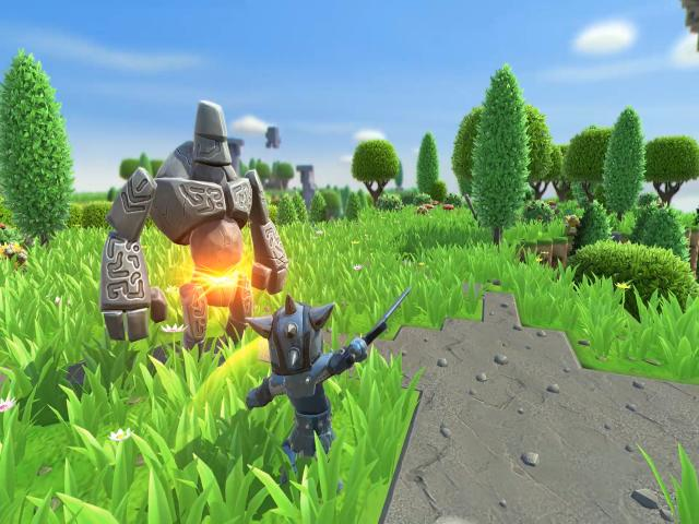 Portal Knights - title cover