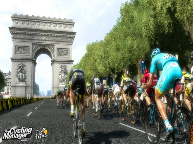 Pro Cycling Manager 2016 - title cover