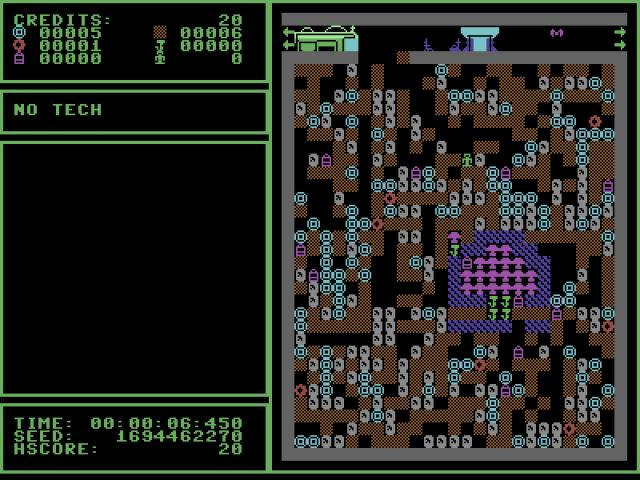 Quarries of Scred - title cover