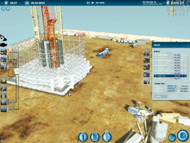 Skyscraper Simulator - title cover