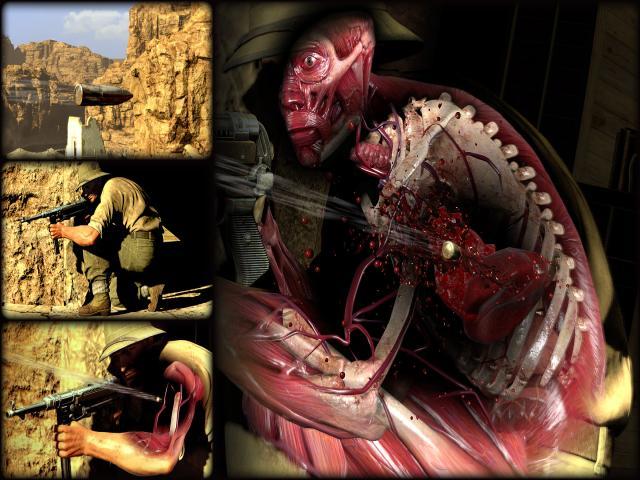 Sniper Elite 3 - title cover