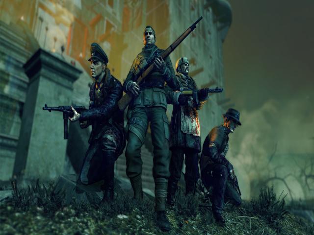 Sniper Elite: Nazi Zombie Army 2 - title cover