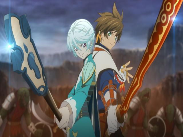 Tales of Zestiria - title cover