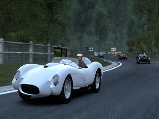 Test Drive: Ferrari Racing Legends - title cover