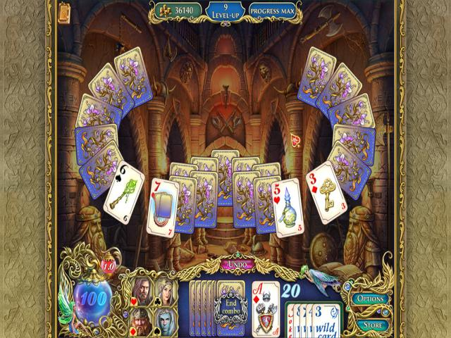 The chronicles of Emerland. Solitaire. - title cover