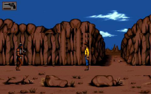 Tex: Piombo Caldo - game cover