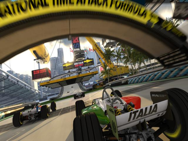 TrackMania Turbo - title cover