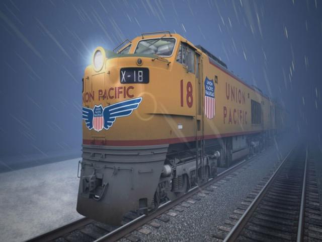 Train Simulator 2016 - title cover