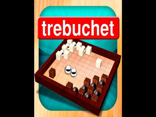TREBUCHET - title cover