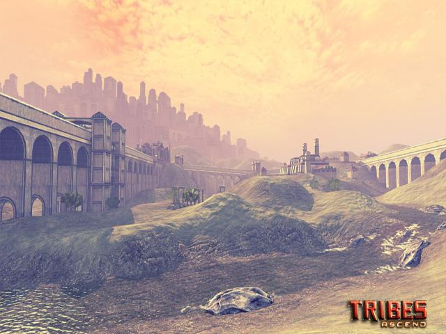 Tribes: Ascend - game cover