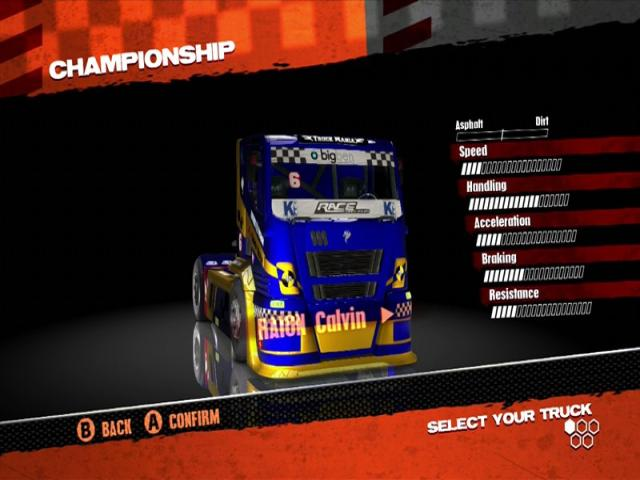Truck Racer - title cover