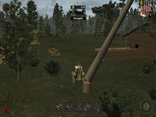 Woodcutter Simulator - title cover