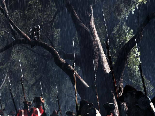 Assassin's Creed 3 - title cover