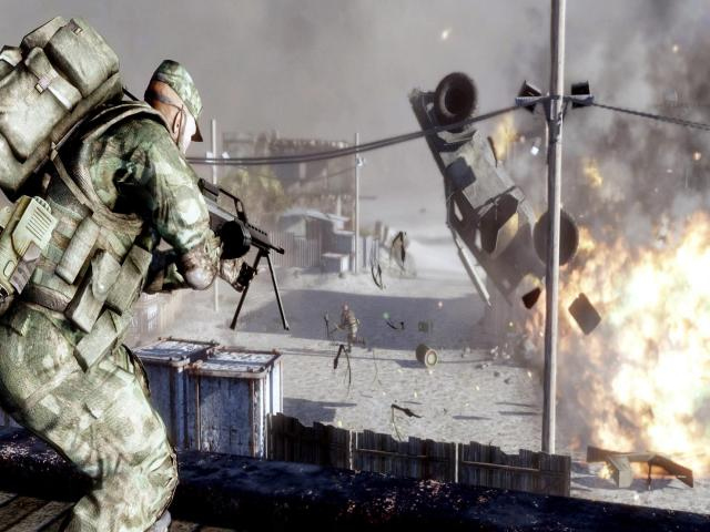 Battlefield: Bad Company 2 - title cover
