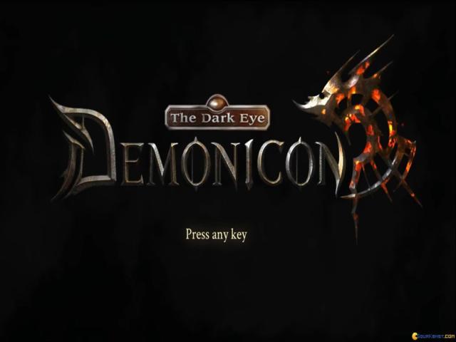Demonicon - title cover