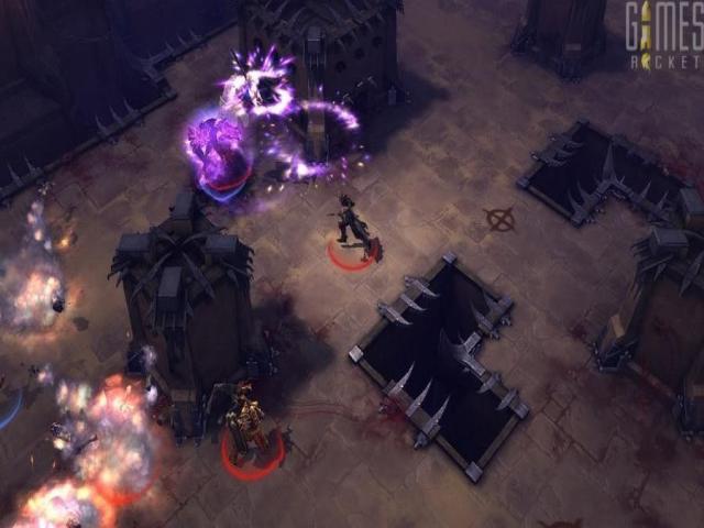 Diablo 3 - game cover