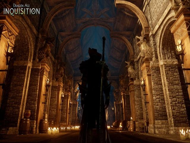Dragon Age Inquisition - game cover