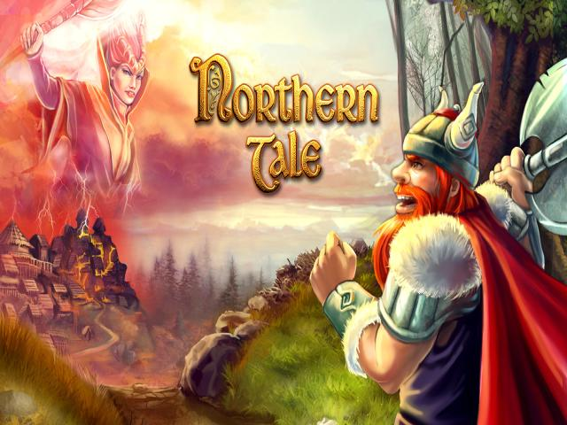 Northern Tale - title cover