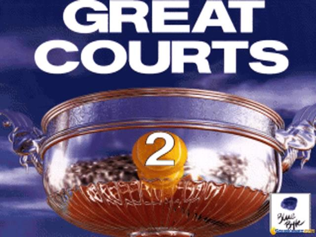 Great Courts 2 - title cover