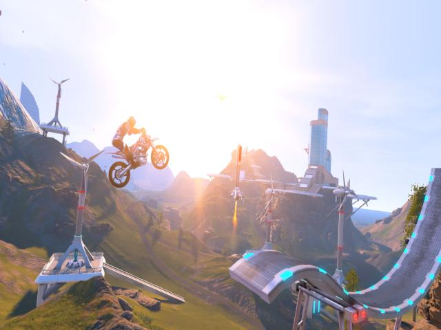 Trials Fusion - title cover