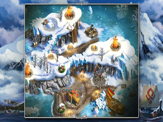 Viking Saga: New World - game cover