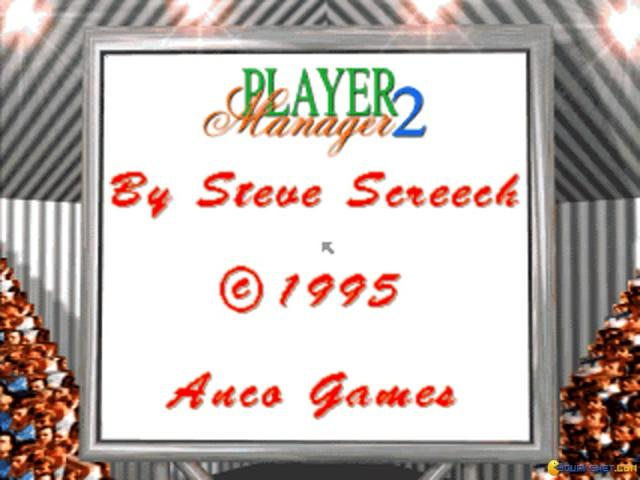 Player Manager 2 - title cover