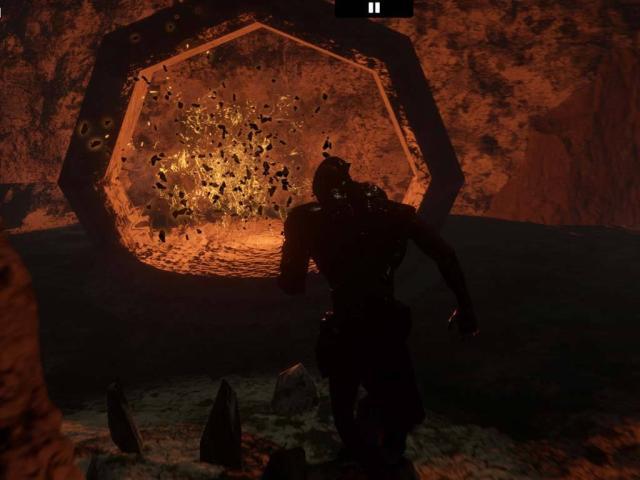 Hush Hush - Unlimited Survival Horror - game cover