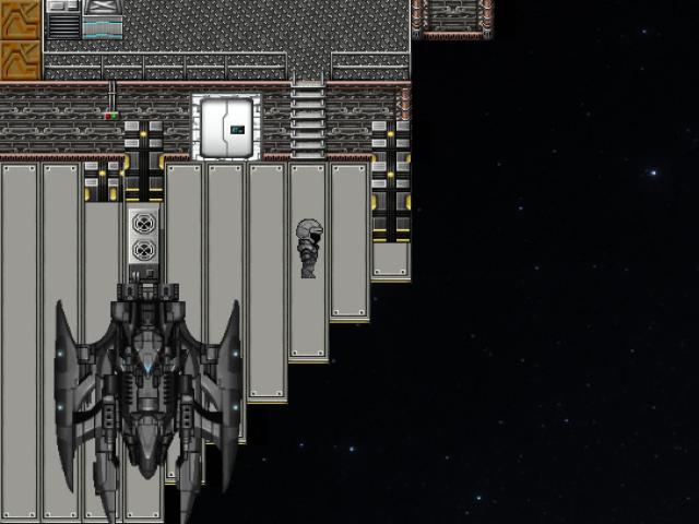 Space Pilgrim Episode IV: Sol - title cover