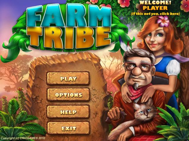 Farm Tribe - title cover
