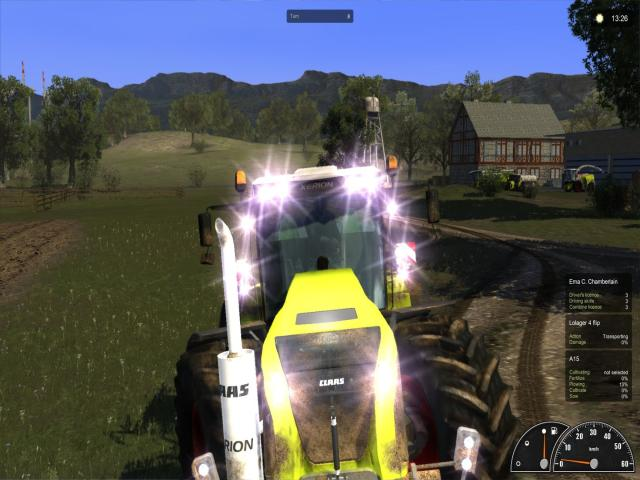 Agricultural Simulator 2011 Extended Edition - game cover