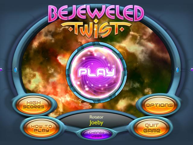Bejeweled Twist - title cover