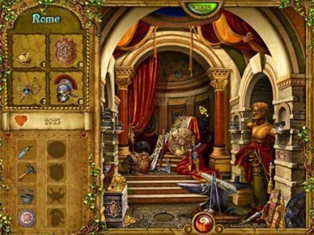 Call of Atlantis - game cover