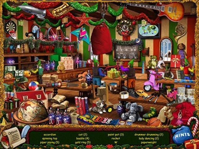Christmas Wonderland - title cover