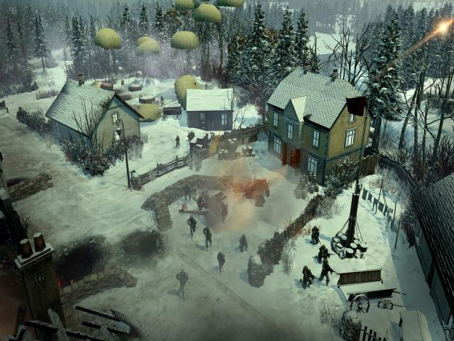 Company of Heroes 2: Ardennes Assault - title cover