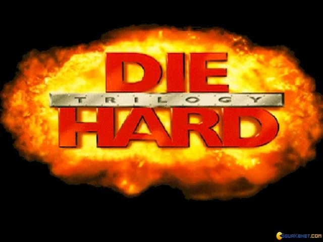 Die Hard Trilogy - title cover