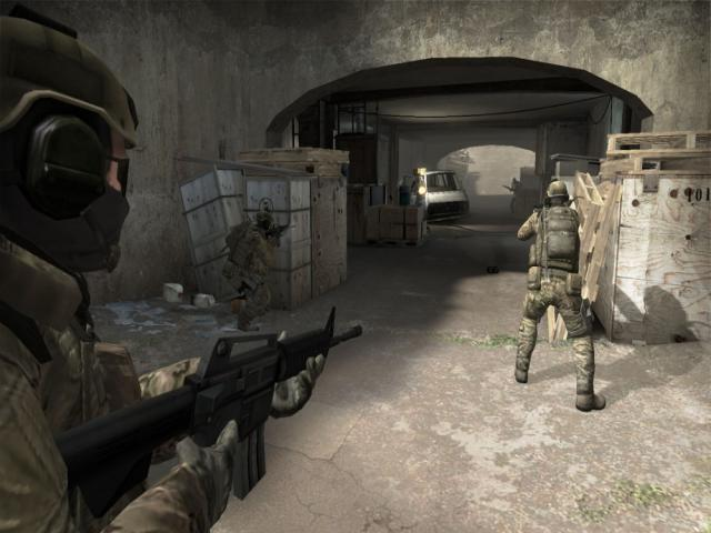 Counter-Strike: Global Offensive - title cover