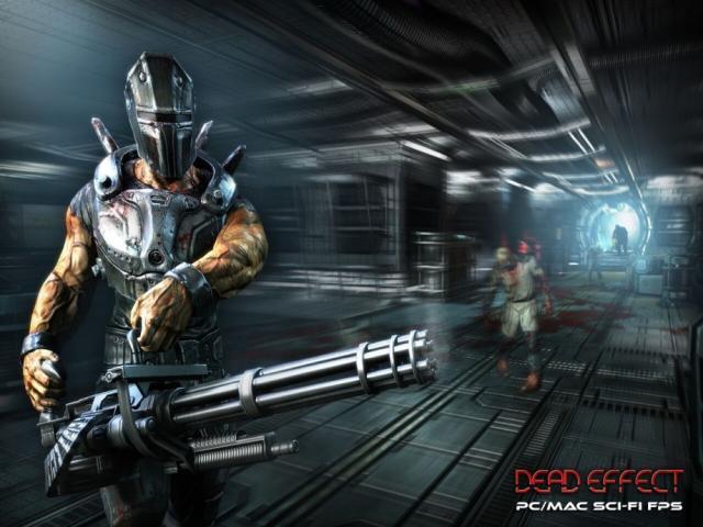 Dead Effect - title cover