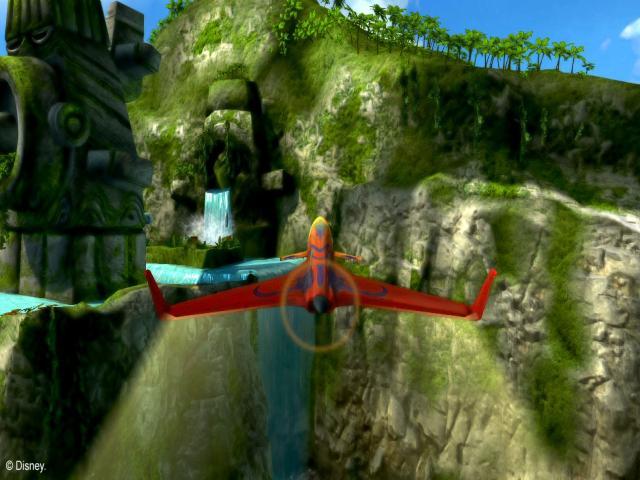 Disney Planes - title cover
