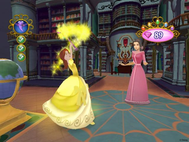 Disney Princess: My Fairytale Adventure - title cover