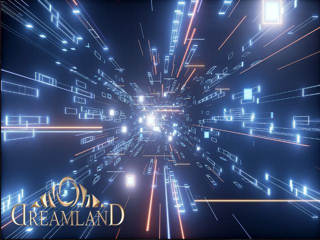 Dreamland - title cover