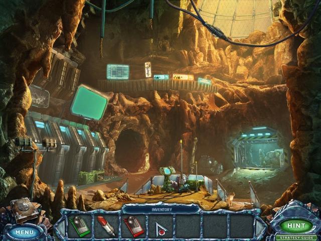 Eternal Journey: New Atlantis - title cover